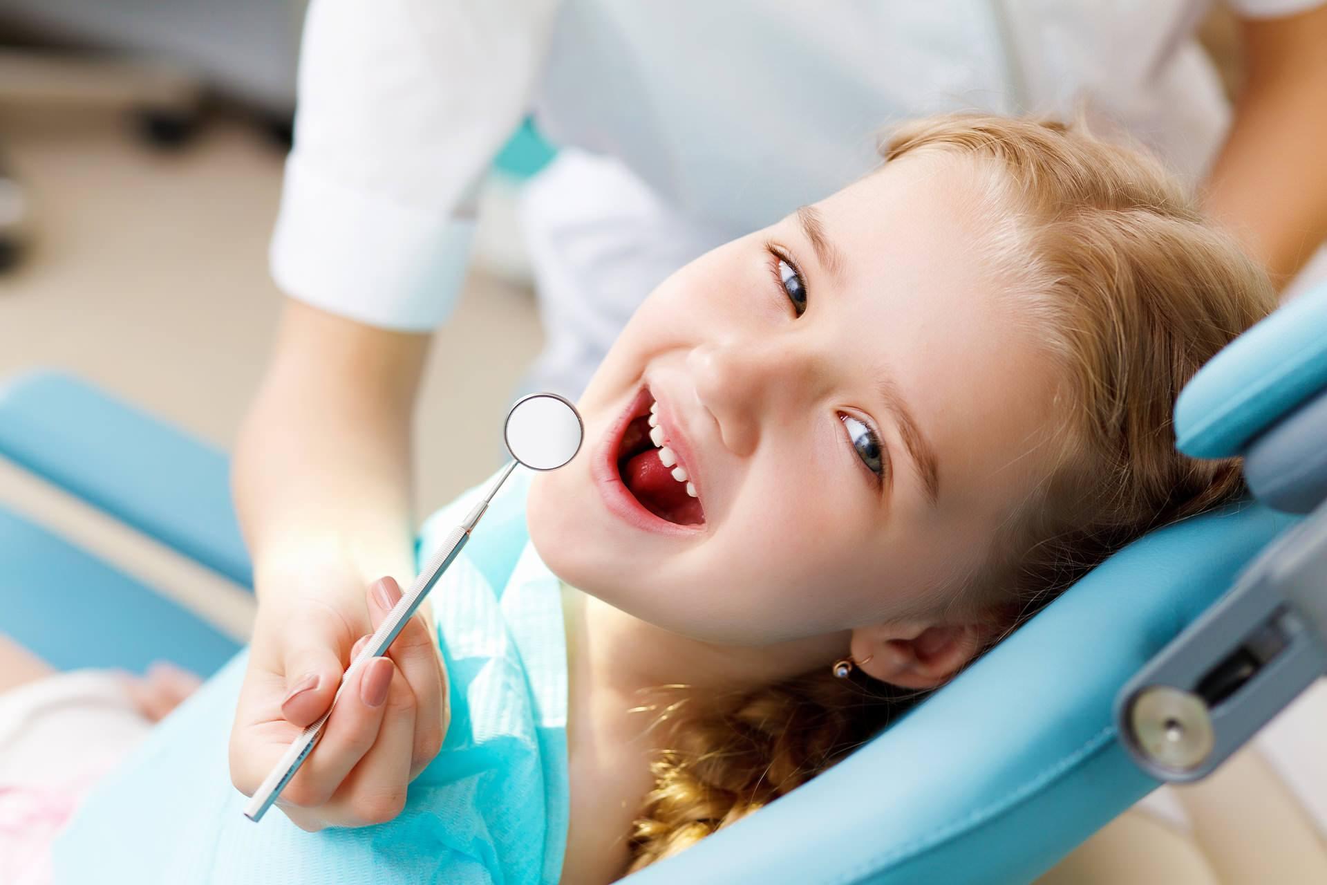 Salud dental infantil. Revisiones periódicas