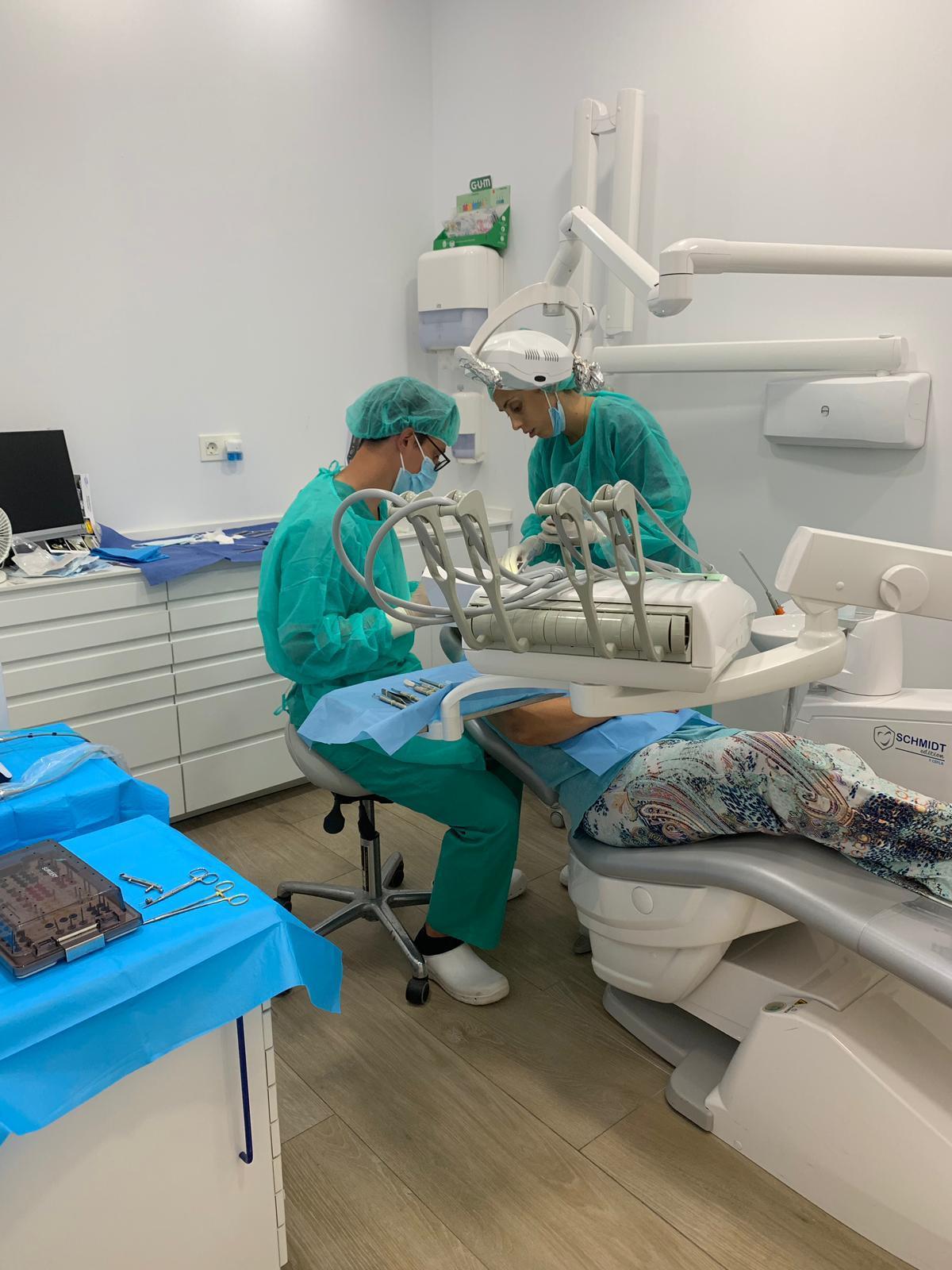 cirugía oral y maxilofacial en Clínica Dental Soler